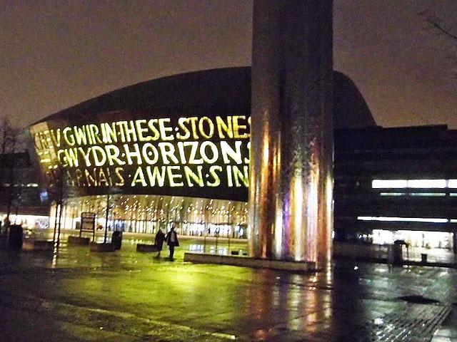 Cardiff Millenium Centre