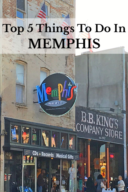 Top 5 things to do in Memphis, Tennessee, USA