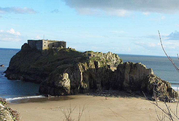St Catherine's Island Tenby