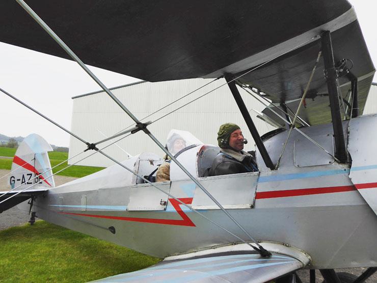 A Private Flight