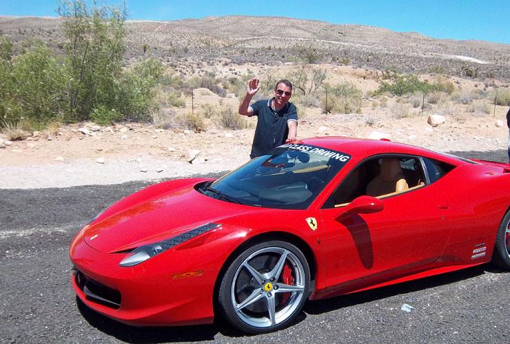 Desert Drive USA