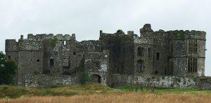 Carew Castle Pembrokeshire