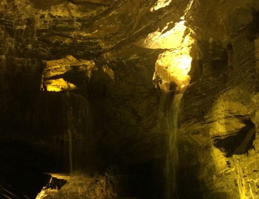Dan yr Cathedral Cave