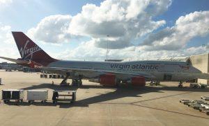 VA Boeing 747