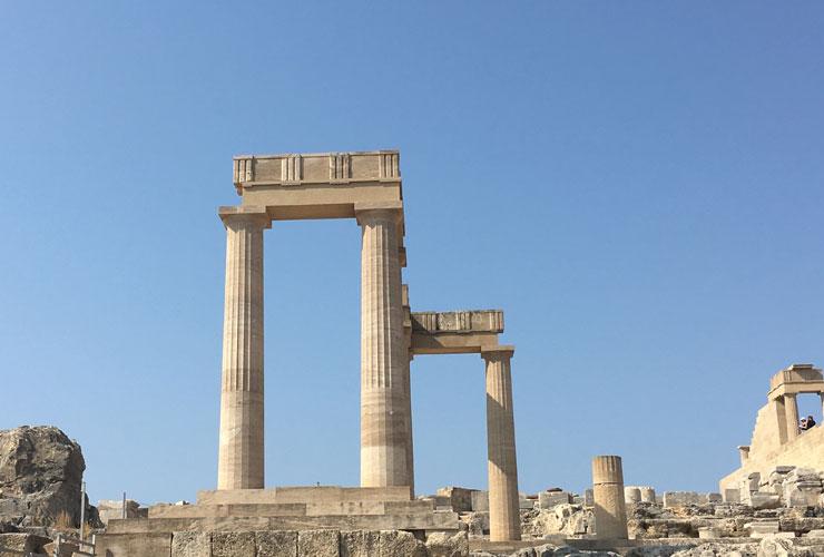 The Lindos Acropolis