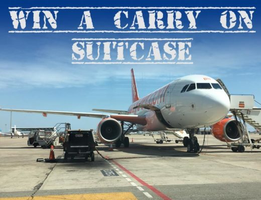 Win a Carry On Case