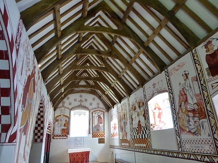 St Teilo's Church St Fagans