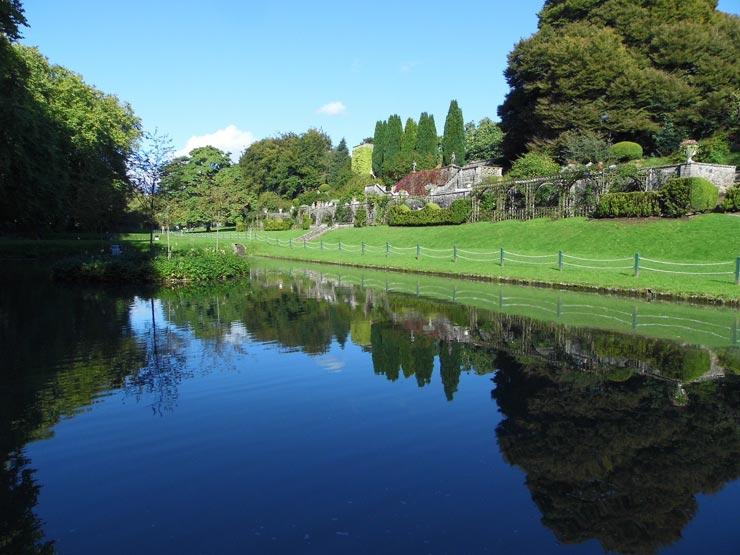 St Fagans Gardens