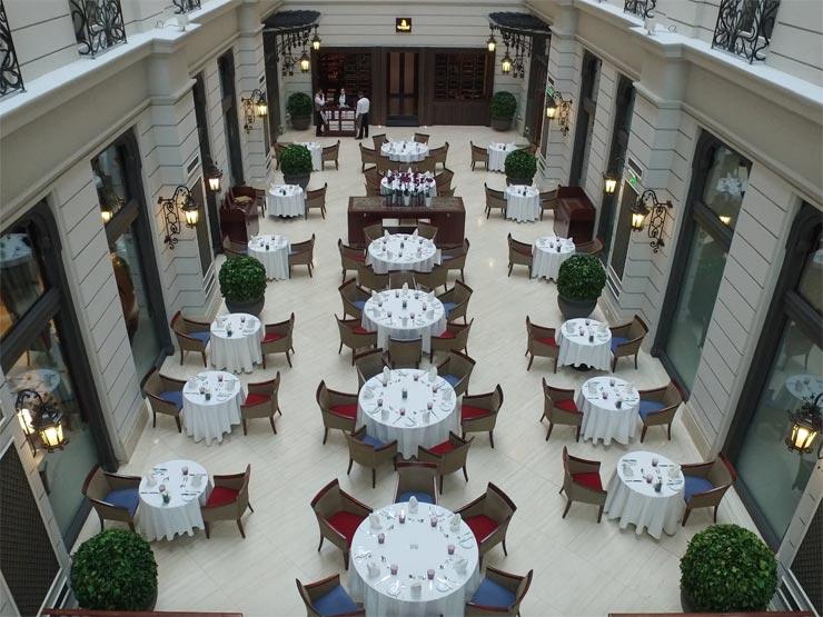 Dining Room - Corinthia