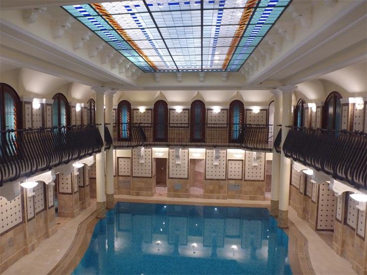 Pool and spa - Corinthia