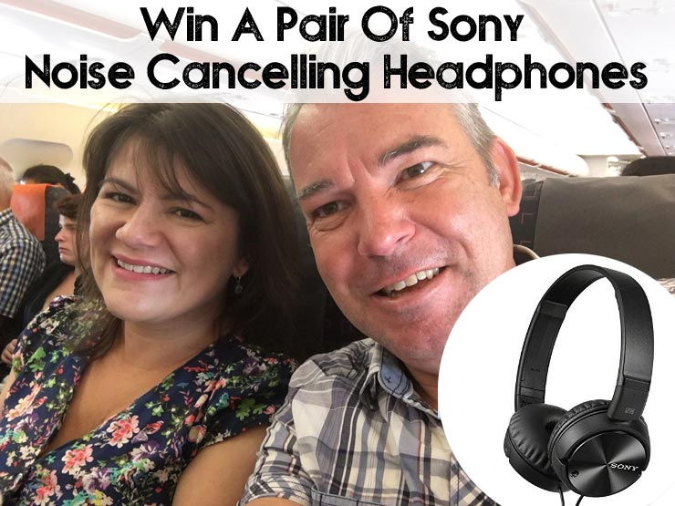 Win Sony Headphones
