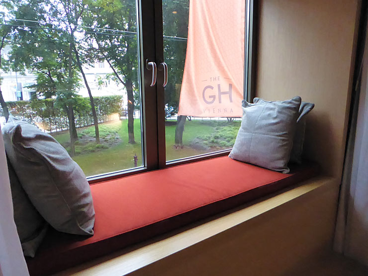 Guesthouse Window Seat