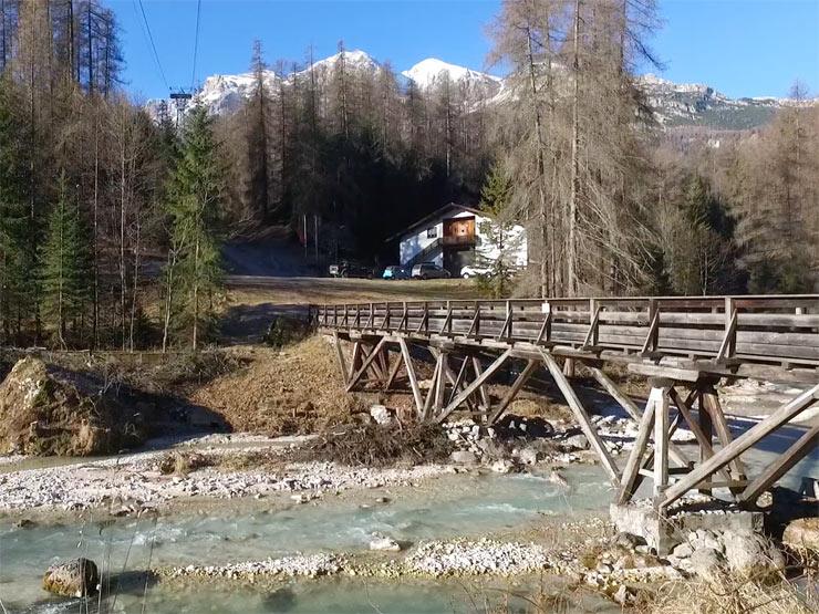Cortina River