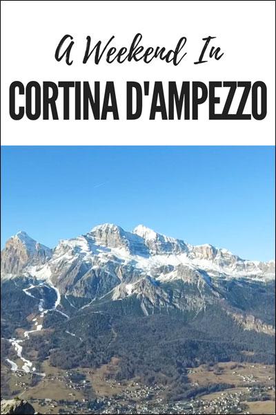 Cortina Weekend