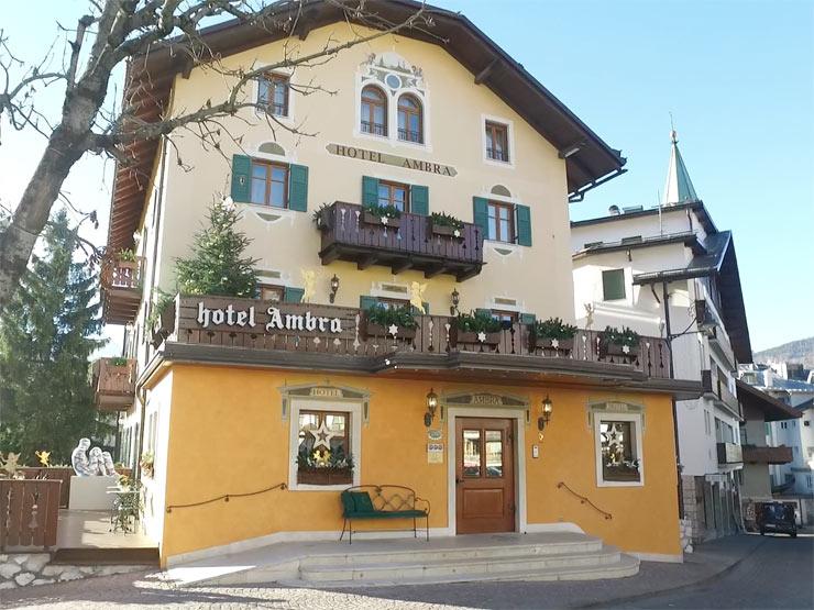 Hotel Ambra Cortina