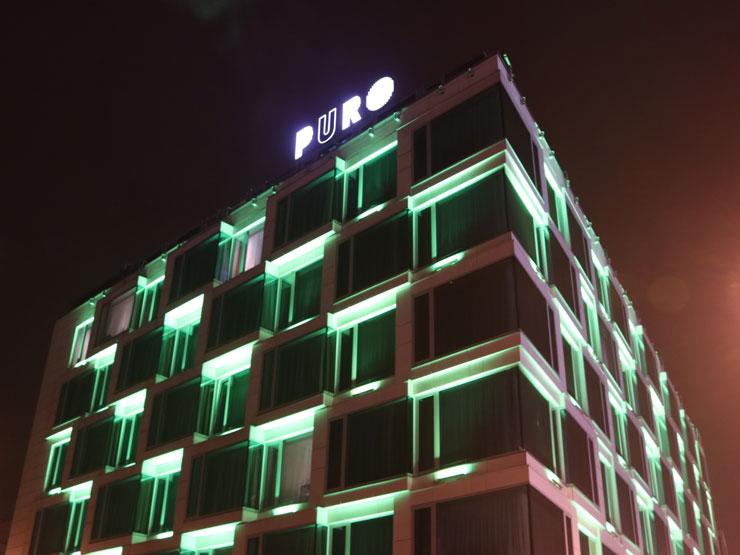The Puro Hotel