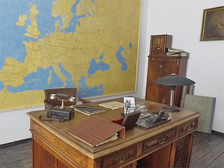 Oskar Schindler's Original Office