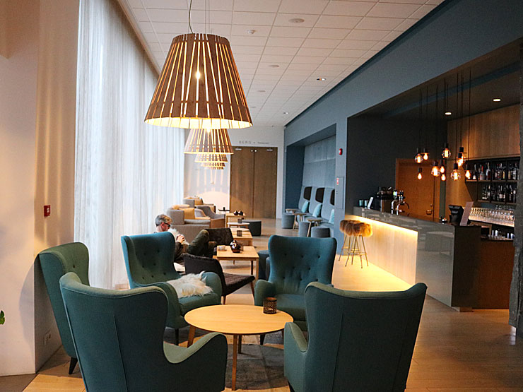 Icelandair Hotel Bar, Vik