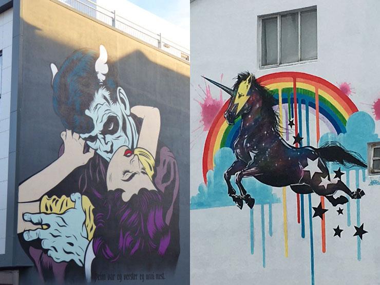 Reykjavik Street Art 2