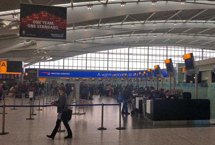 Heathrow Airport T5