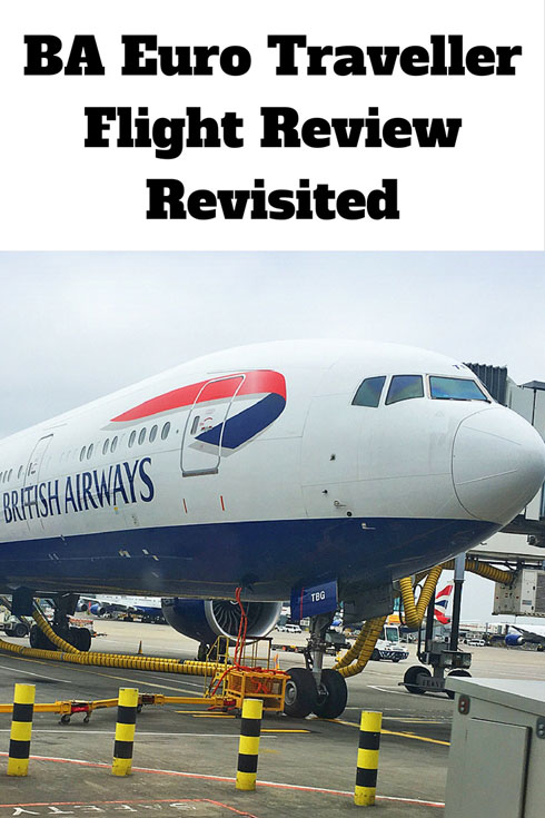 British Airways Flight Review