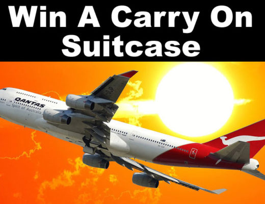 Win A Suitcase
