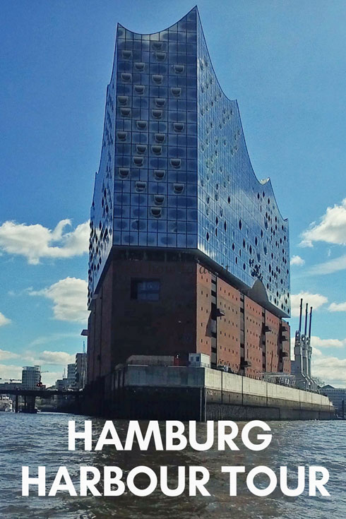Hamburg Harbour Boat Tour