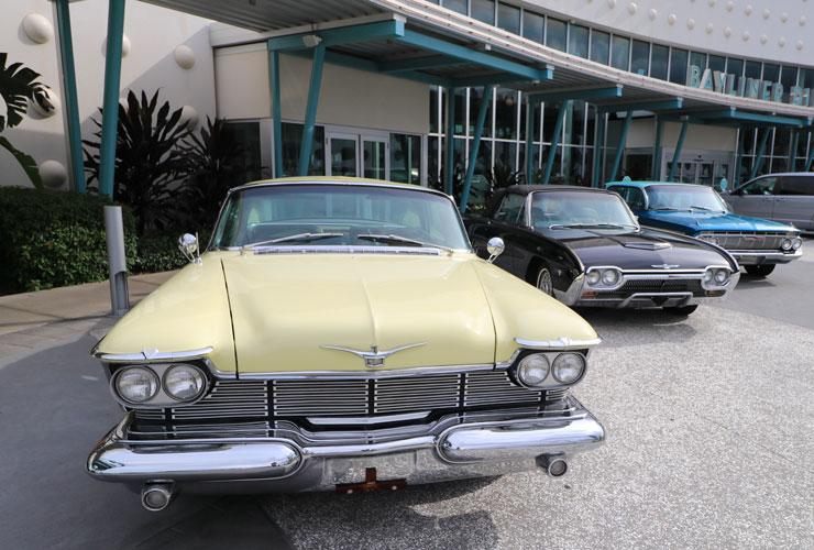 Classic Cars Cabana Bay