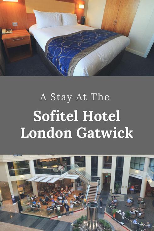 The Sofitel Gatwick North