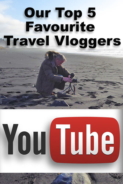 Top 5 Travel Vloggers