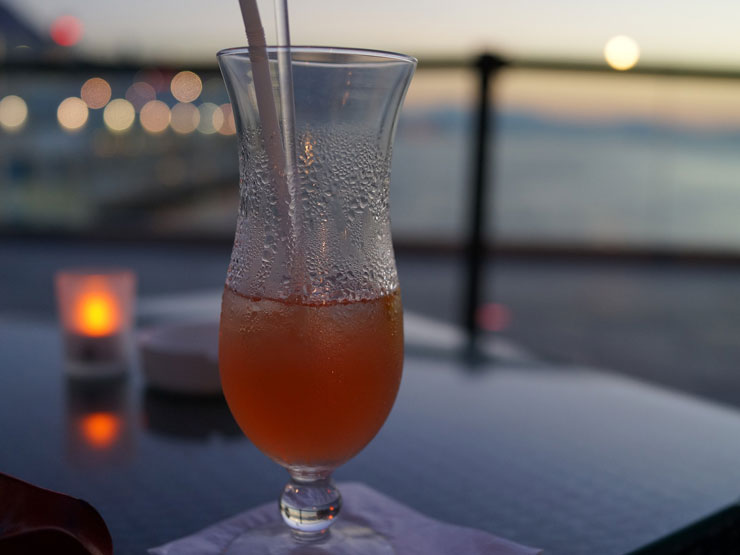 Sunset Cocktail