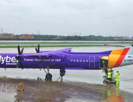 FlyBe Flight Review