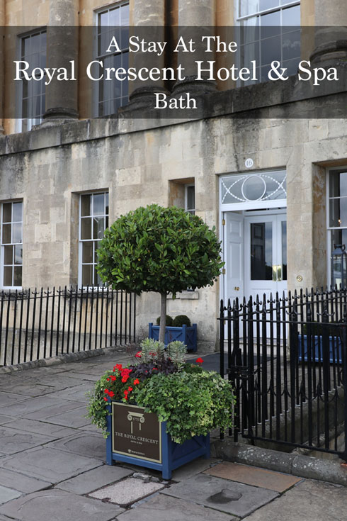 The Royal Crescent Hotel And Spa, Bath