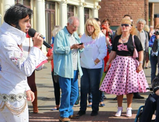 The Elvis Festival, Porthcawl