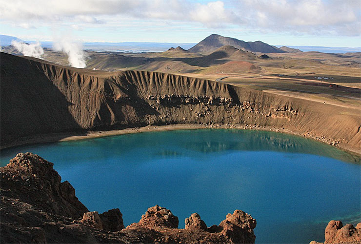 The Viti crater