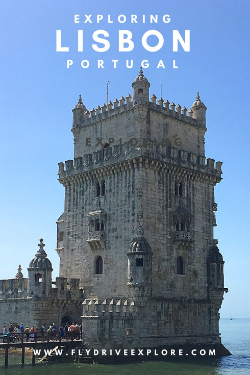 Exploring Lisbon, the capital city of Portugal