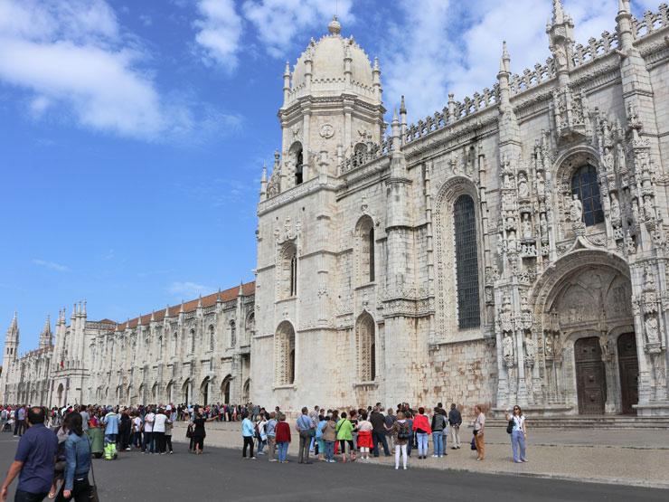 The Jerónimos Monastery