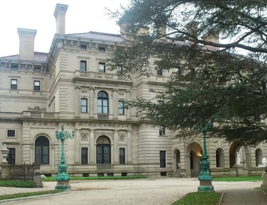 The Breakers Mansion, Newport, Rhode Island