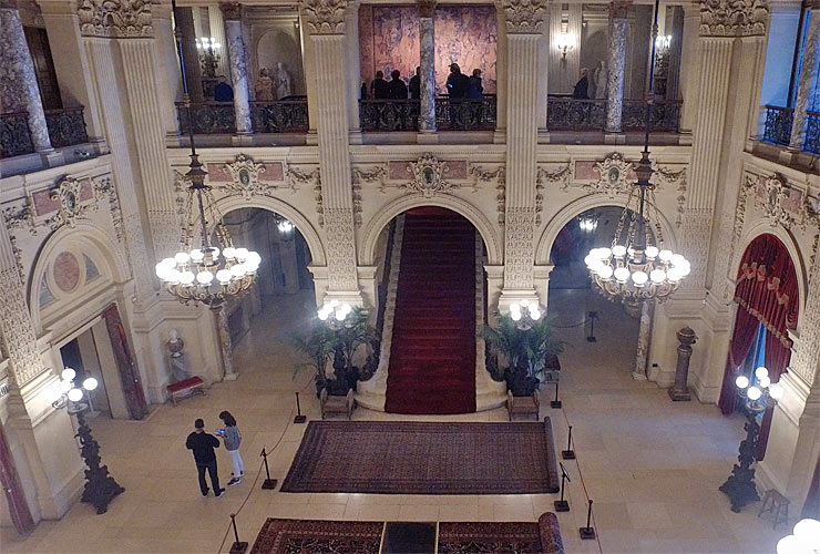 The Great Hall, The Breakers