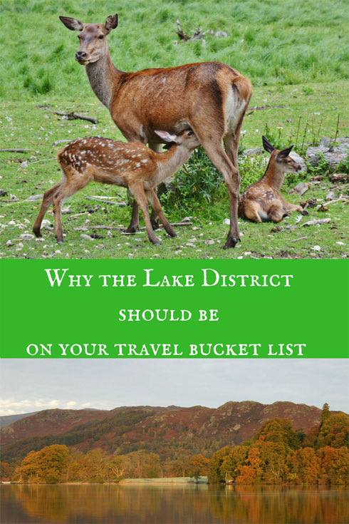 Why the Lake District should be on your travel bucket list