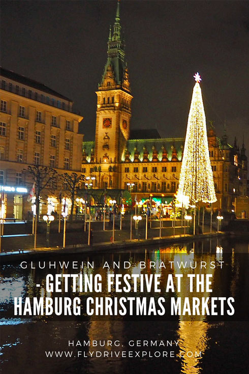 Hamburg Christmas Markets, Germany