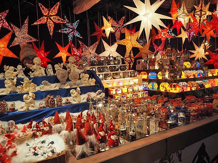 Christmas Stalls, Hamburg