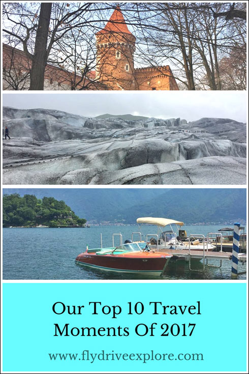 Top 10 travel moments of 2017 from Poland to Pandora, #travel #review