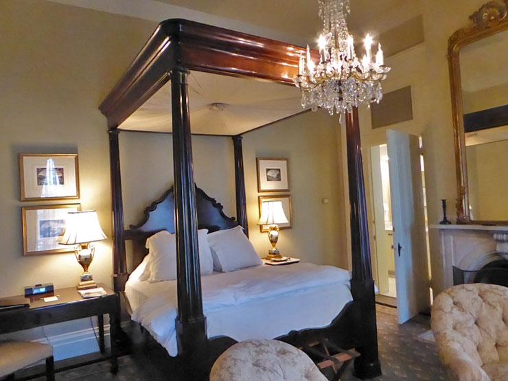 Dunleith Inn Rooms
