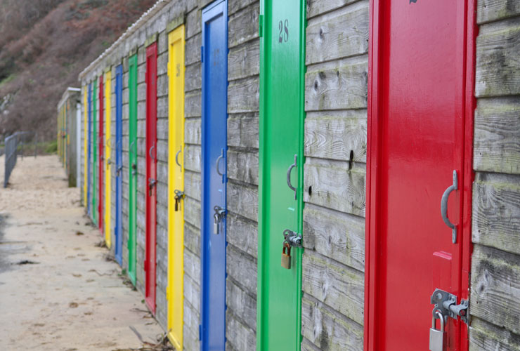 Porthminster Beach Huts