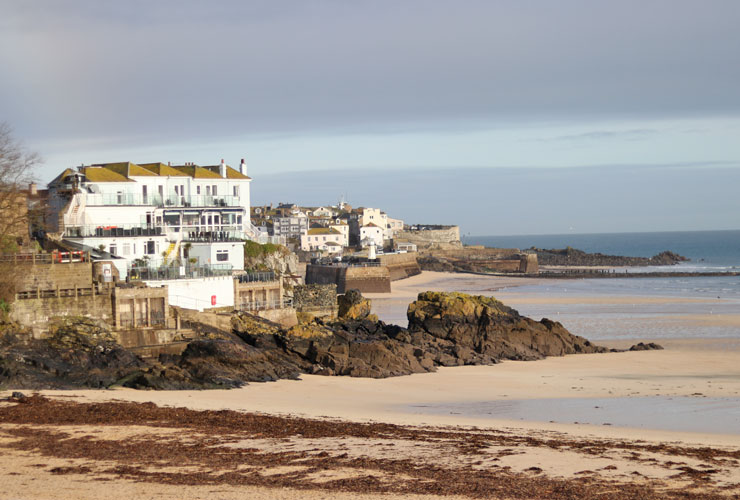St Ives Town and Beaches