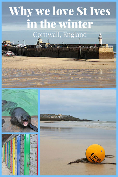 Why we love visiting the seaside town of St Ives in Cornwall, England