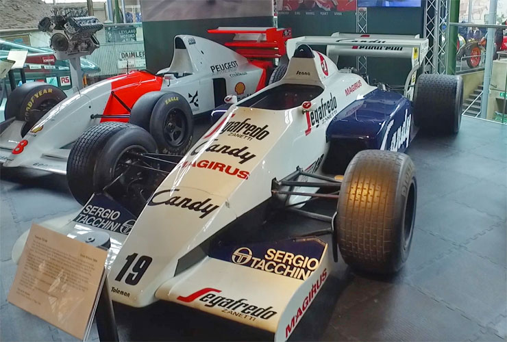 Senna Toleman 1984