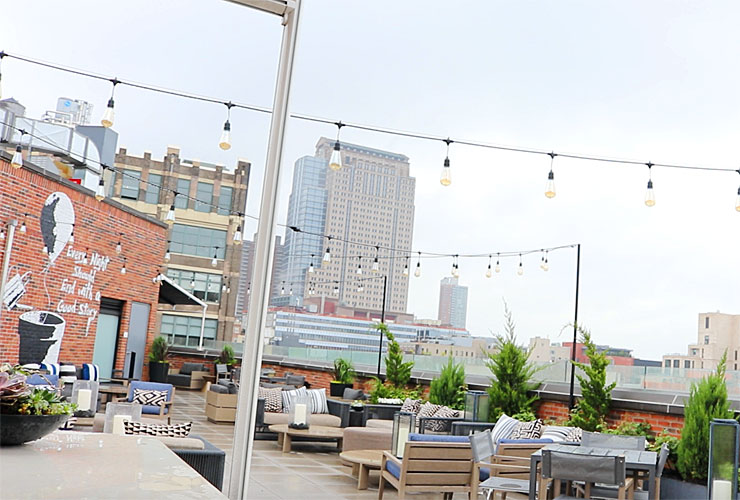 The Arlo RoofTop Bar