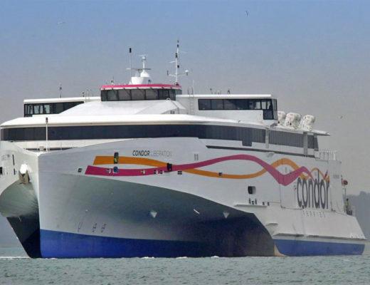Condor Ferries Poole